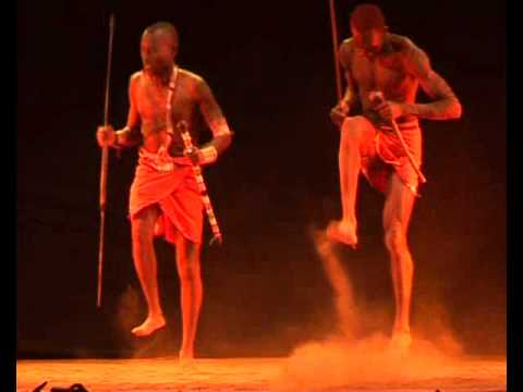 Feelings & VOICES- Modern African Dance