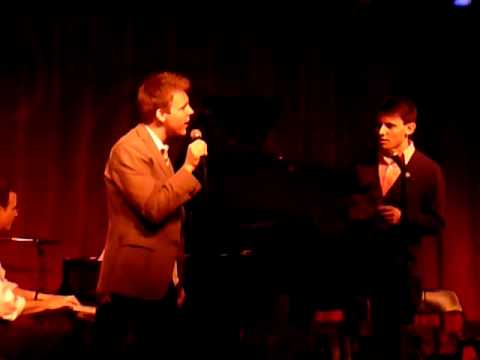 Benj Pasek and Justin Paul sing John Bucchinos Love Will Find You