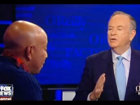 Bill O'Reilly and Russell Simmons Clash over a Beyoncé Video