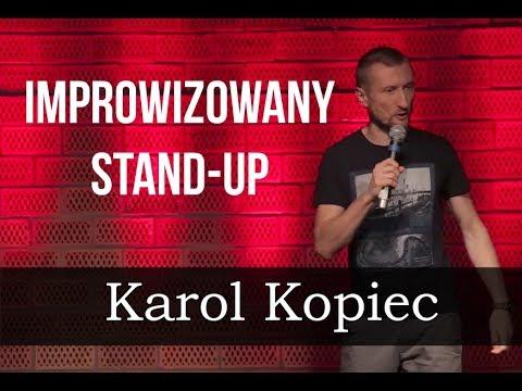 Karol Kopiec - Improwizowany Stand-up