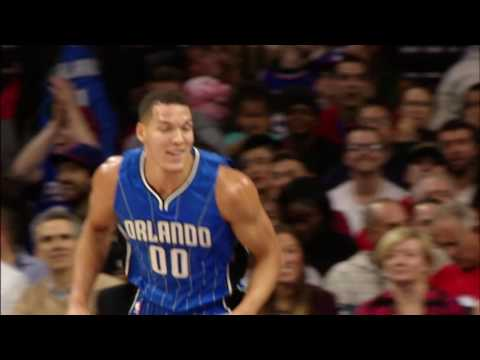 Aaron Gordon Breaks Out An In-Game 360 Dunk!