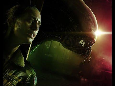 Обзор Alien: Isolation - космический мрак и ужас (хоррор по кинофильму Чужой)