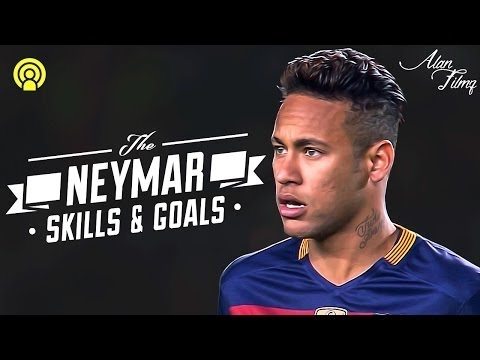 Neymar ●ULTIMATE Denzel Curry● Skills and Dribbling | HD