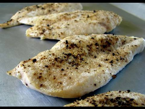 Clean Eating Simply Baked Chicken Recipe