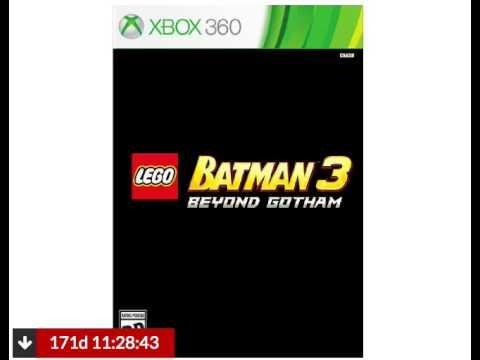 Lego Batman 3 Beyond Gotham Xbox 360 Lego Batman 3 Beyond Gotham