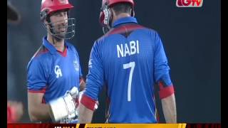 Bangladesh vs Afghanistan 1st Match Highlights [Rocket Series 2016]