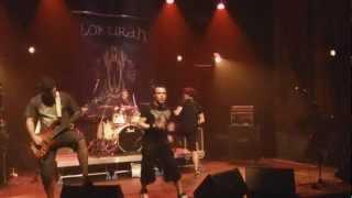 LOKURAH - An Ordinary Psychopath (live)
