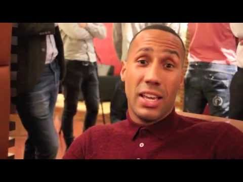 JAMES DeGALE ON 'RISKY' FIGHT W/ BUTE, BRANDS GEORGE GROVES 'A DOUGHNUT', BUT OFFERS SOME 'ADVICE'
