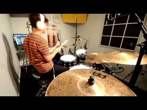 Pharrell Williams - Happy - DRUM COVER