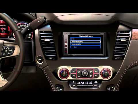 GMC Yukon (2015) Infodapter: User Guide