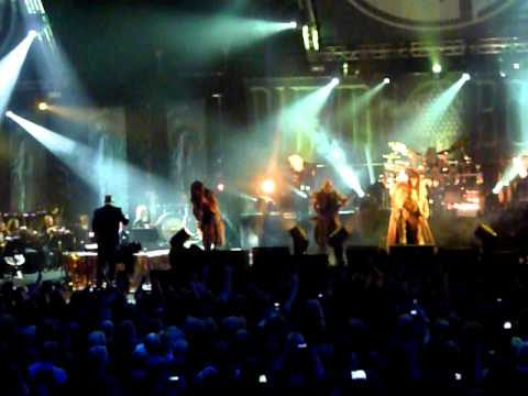 Dimmu Borgir and The Norwegian Orchestra Radio + Choir - Gateways live@Oslo Spektrum, Mai 2011
