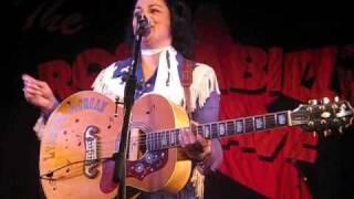 LYNETTE MORGAN Rock boppin' baby ROCKABILLY RAVE 14 (June 2010)