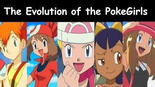 The Evolution of the PokéGirls