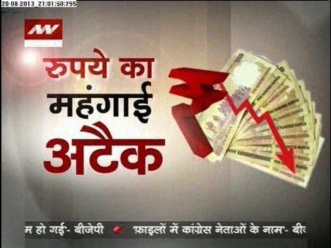 Question Hour: Dollar vs Rupee battle hits common man