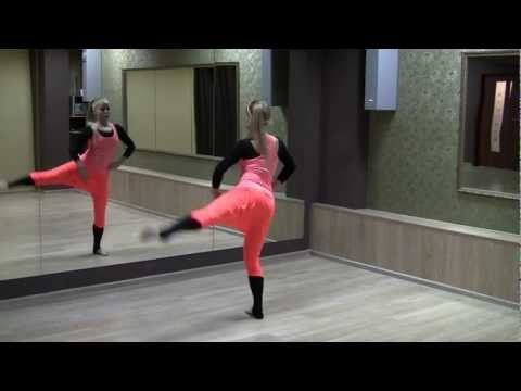 Уроки танцев для похудения - видео