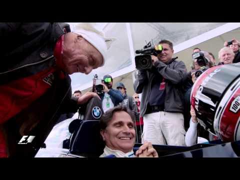 Vintage Vroom - F1 Legends at the 2015 Austrian Grand Prix