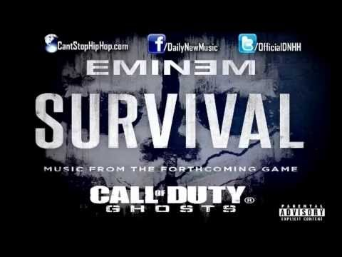 Eminem - Survival (hq) 2013 video
