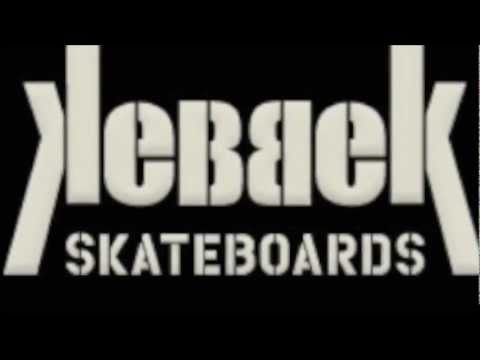 KEBBEK CATHOLIC SKATEBOARD