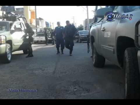 Tres muertos saldo de enfrentamiento en  Vista Hermosa