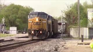 Railfaninng Terre Haute Indiana Cinco De Mayo