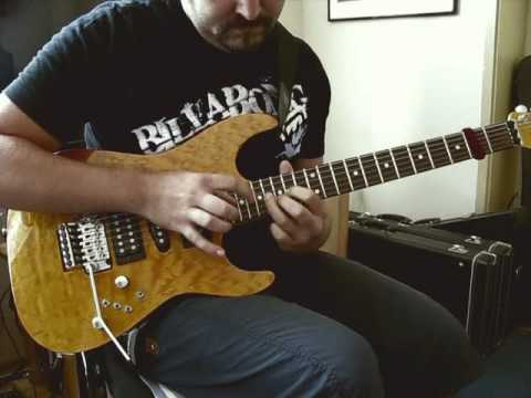 Atanas Shishkov - Shred This III: Brett Garsed and DiMarzio competition