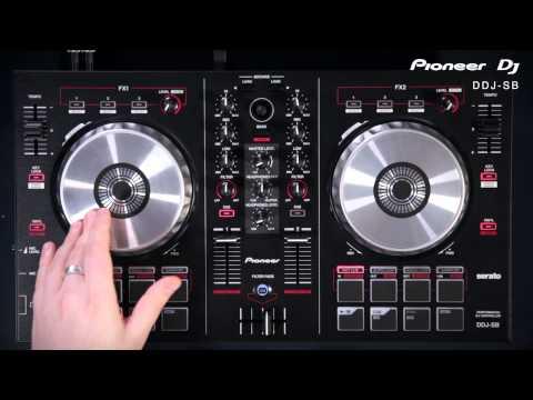 DDJ-SB Mixing Hip Hop Tutorial