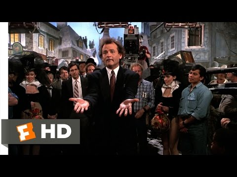 A Christmas Miracle - Scrooged (10/10) Movie CLIP (1988) HD