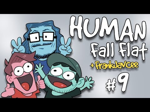 Human Fall Flat (ft. FrankJavCee) - EP 9: See-Saw Yee-Haw