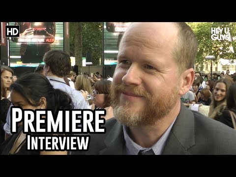 Joss Whedon Interview - Guardians of the Galaxy Premiere