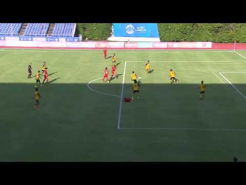 Football Brunei vs Vietnam full match highlights 29 May   28th SEA Games Singapore 2015 720p