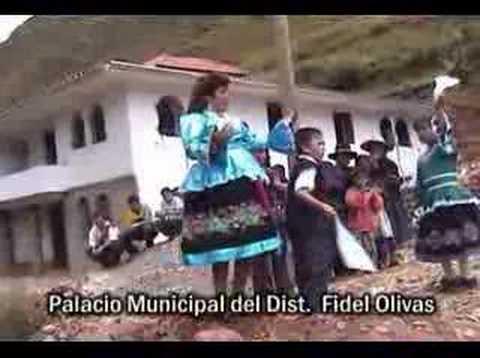 SANACHGÁN QUERIDO - LA NOVIA DEL ANDE