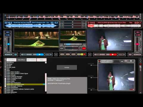 Plugins para Virtual dj 7.0. Music Videos