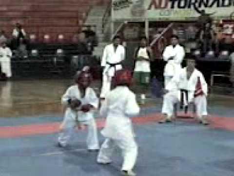 robertin en la final en el gimnasio municipal de ciudad obregon