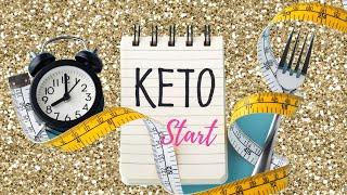 HOW TO START KETOGENIC DIET \ KETO DIET FOR BEGINNERS \ MY KETO APP