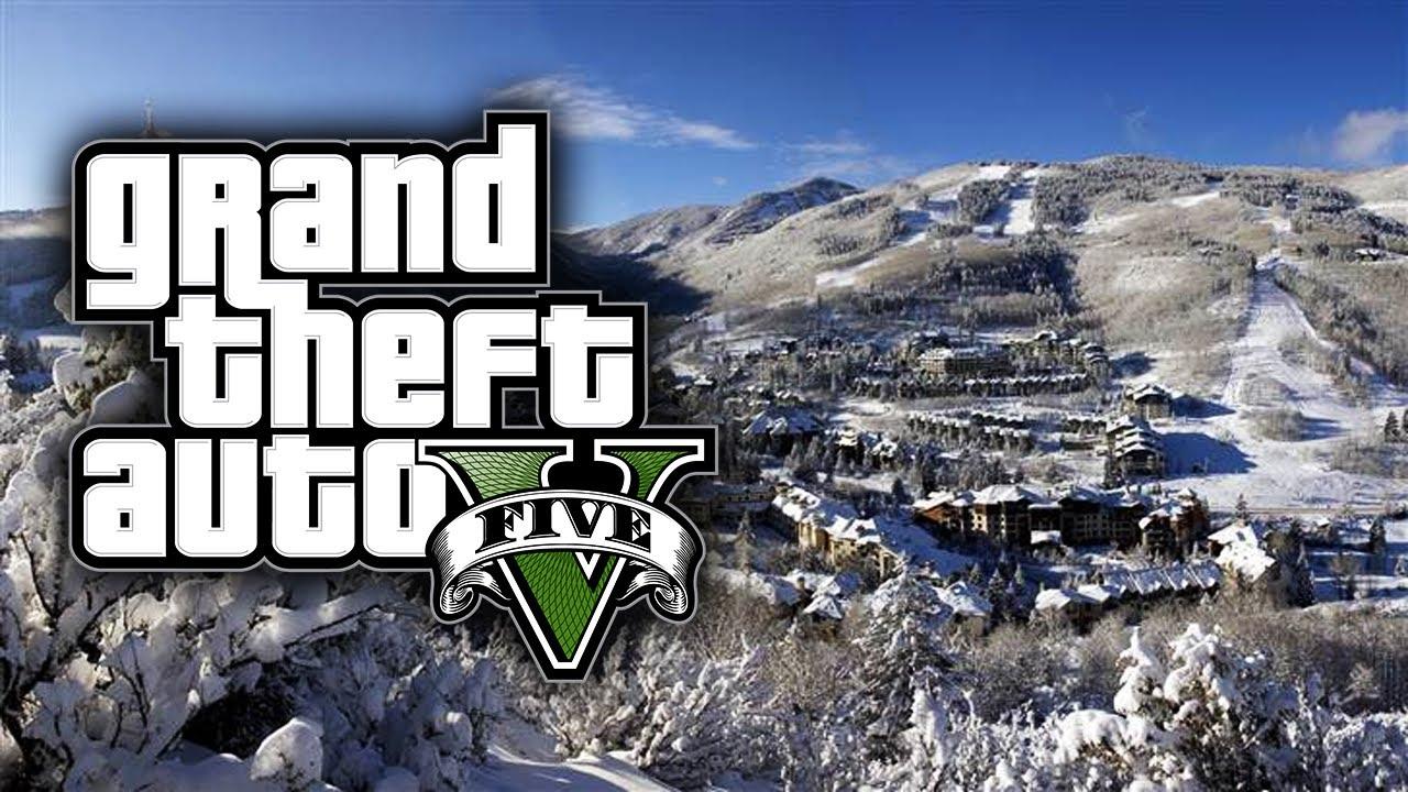 GTA 5: Seasons & Snow, Join My Crew, Insurance & More ...