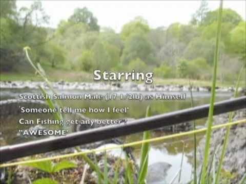 River Awe Fishing River Awe Fishing May