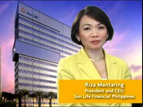 About Sun Life Financial Philippines -- Riza Mantaring