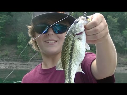 Obsessed Fishing 101: Lake Cumberland