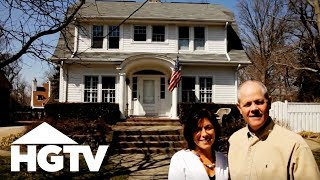 What It's Like to Live in a Sears Catalog Home - HGTV