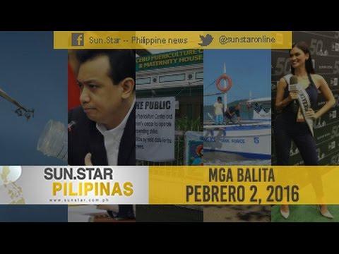 Sun.Star Pilipinas Febuary 2, 2016