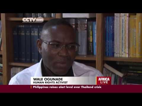 Nigeria's new anti-gay law