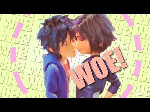 「Hiro and GoGo」 She