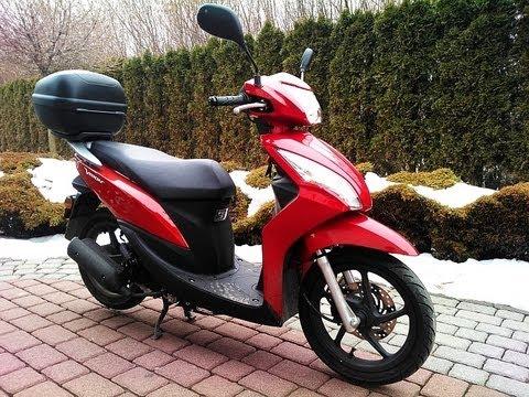 2012 honda vision 50 ccm scooter honda nsc50 detailed overview youtube. Black Bedroom Furniture Sets. Home Design Ideas