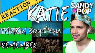 KATIE - Thinkin Bout You, & Remember (feat. Ty Dolla $ign) REACTION