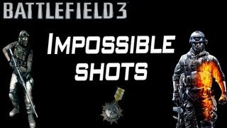 BF3 | Impossible Shots