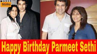 Happy Birthday Parmeet Sethi  Indian film Director