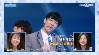 "[ENG] I.O.I reacts to Produce 101 Season 2 ""Pick Me"""