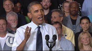 Obama Criticizes Congress After Vote to Defund 'Obamacare'