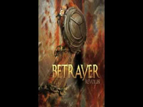 BETRAYER album REVOLUSI