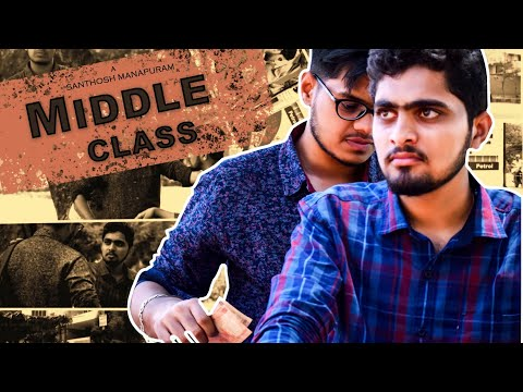 Middle Class Abbayi | Latest Telugu Short Films 2018 | alidra TV | New Telugu Short Films 2018